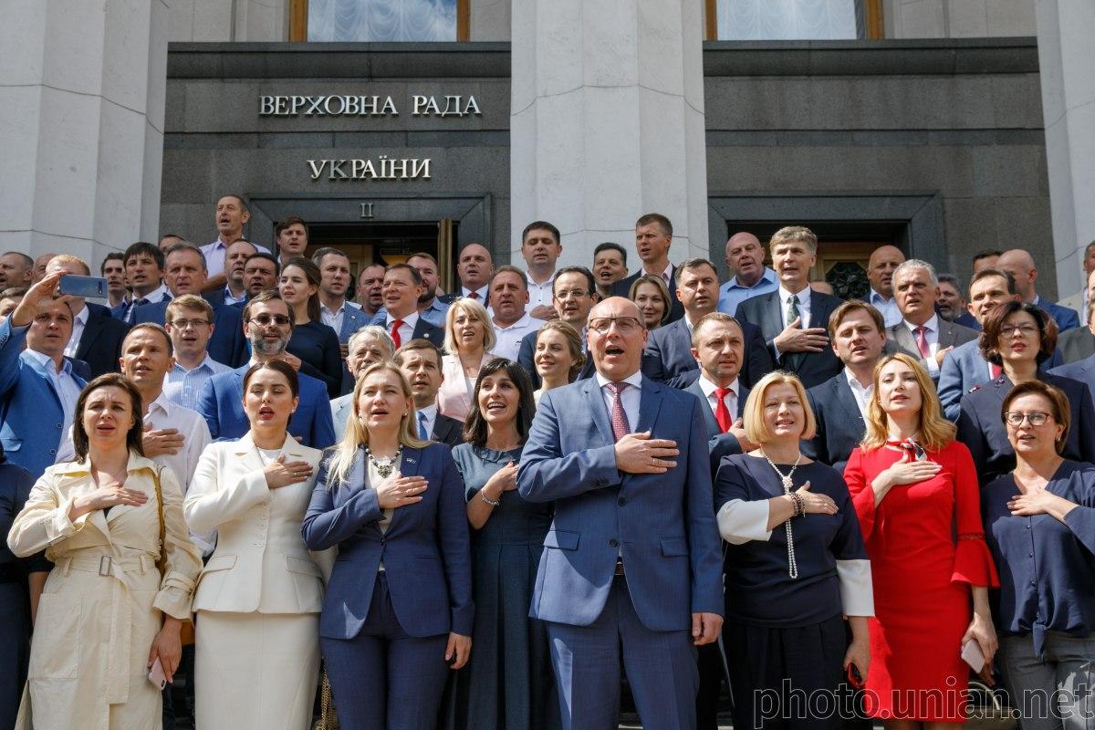 Еще две каденции народных депутатов могут не беспокоиться об открытых списках / фото УНИАН