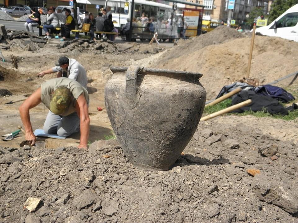 В Украине в этот день отмечают День археолога / фото Ігор Ігнатенко, Facebook