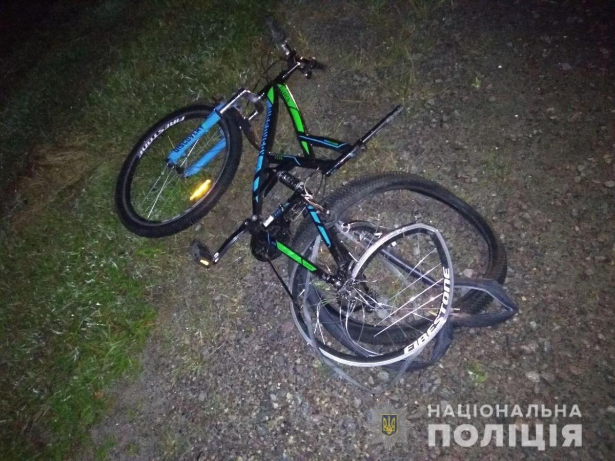 Аварія сталася сьогодні вночі на трасі «Київ-Чоп» / фото ГУ НП у Львівській області