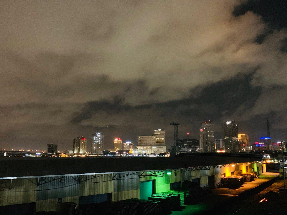 К Луизиане приближается тропический шторм / twitter.com/beauvans