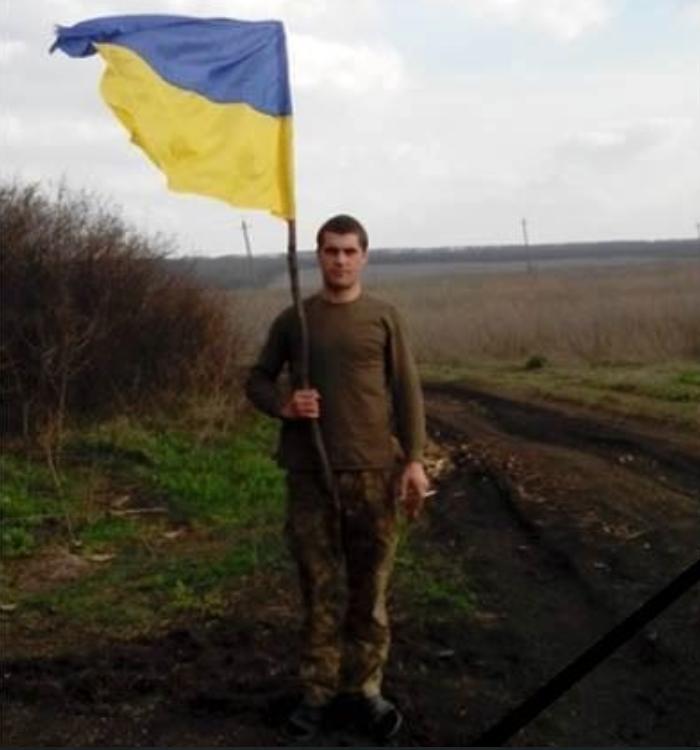 Боєць загинув від кулі снайпера / facebook.com