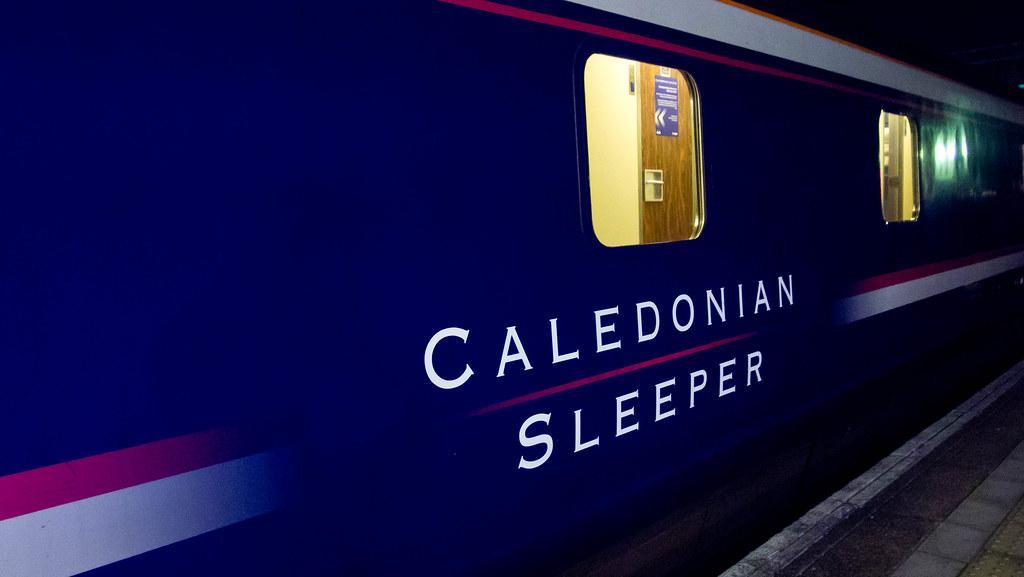 Поезд The Caledonian Sleeper занял 5 место в рейтинге / фото flickr.com/ed_webster
