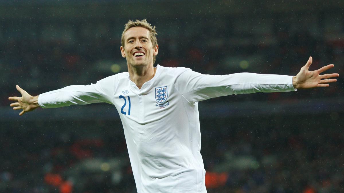 Знаменитый футболист в англии