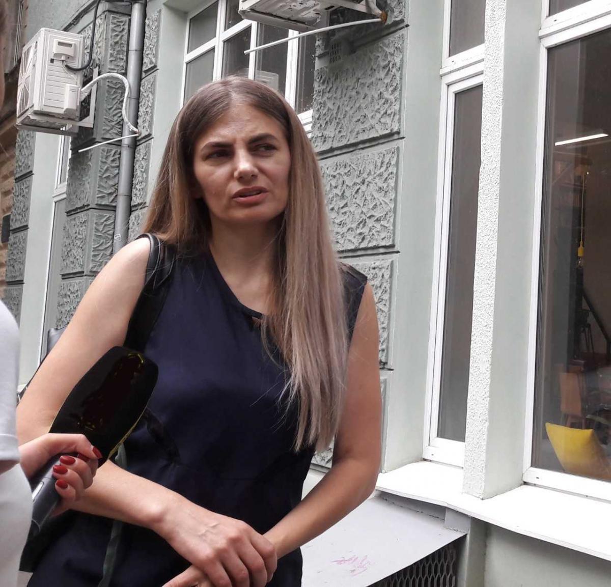 Мельник сделала в соцсети резонансную публикацию о ситуации в патрульной полиции, чтобы обезопасить себя / фото УНИАН