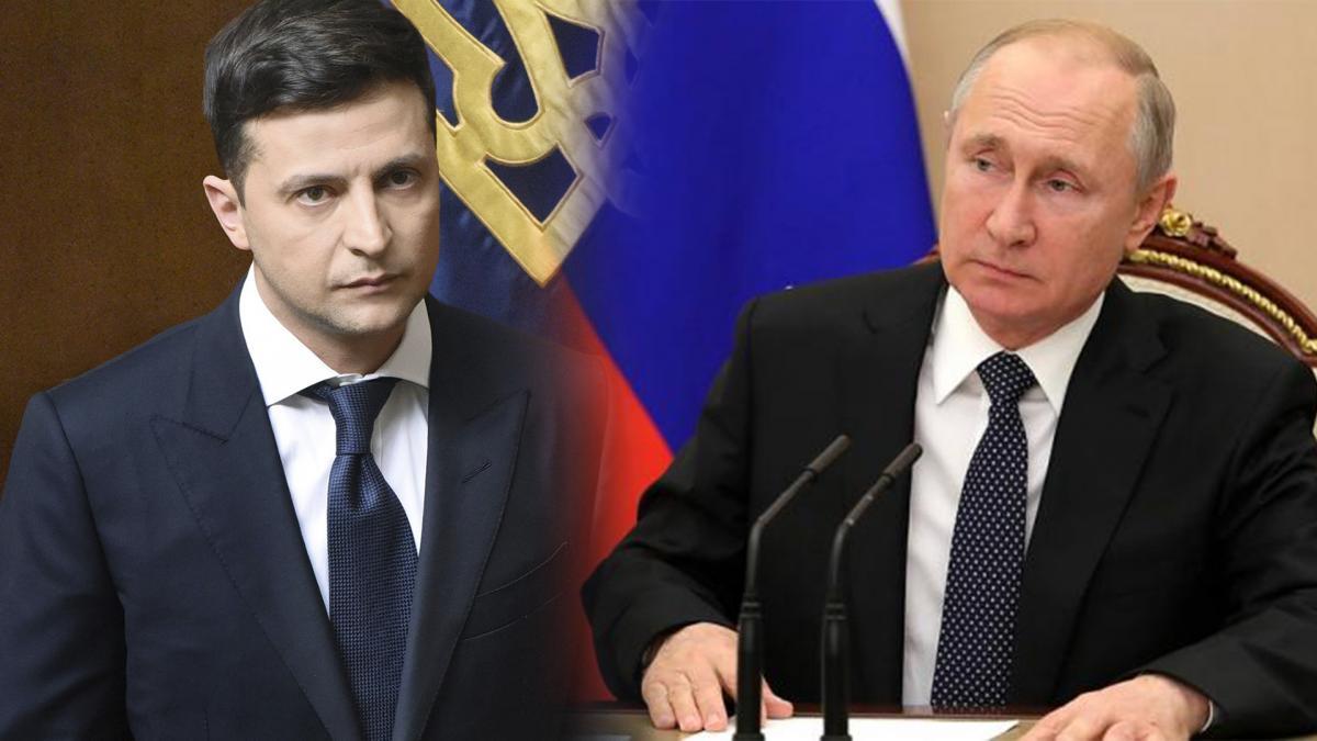 Президент рассказал о договоренности с Путиным / коллаж УНИАН