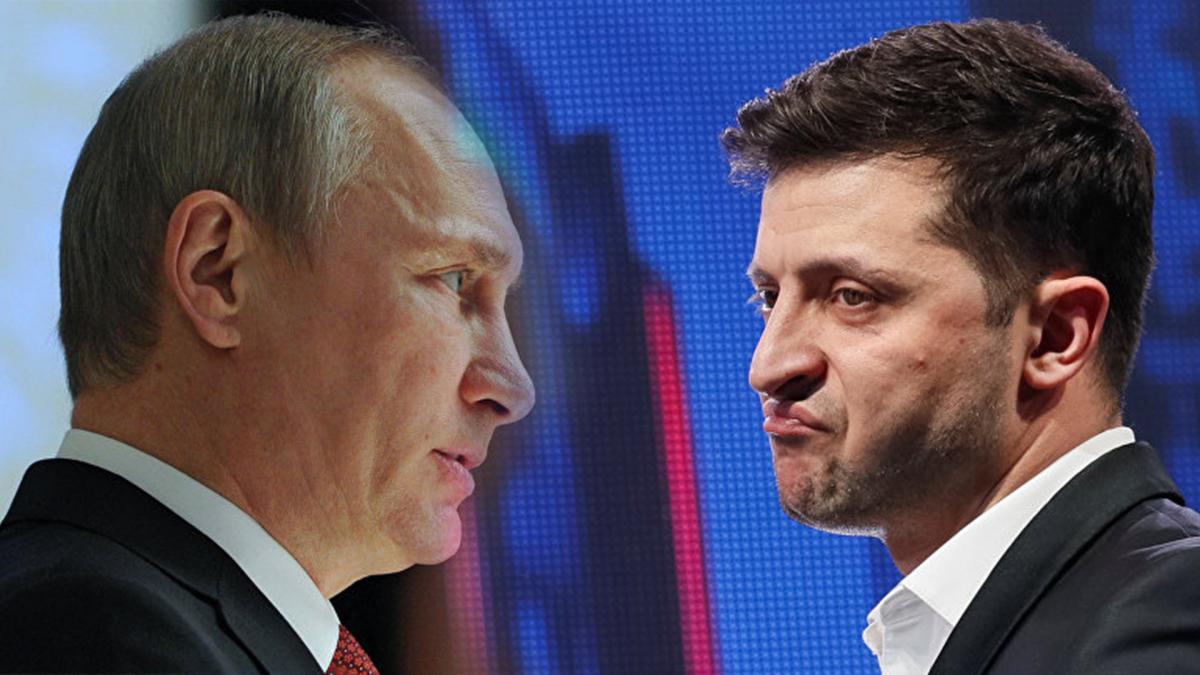 Речь оличной встрече Путина и Зеленского пока не идет, говорят в Кремле / фото УНИАН