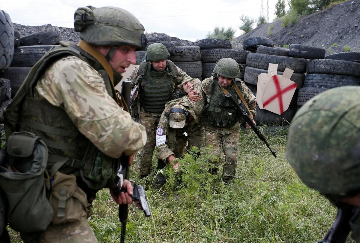 На Донбасі зберігається режим тиші / фото REUTERS