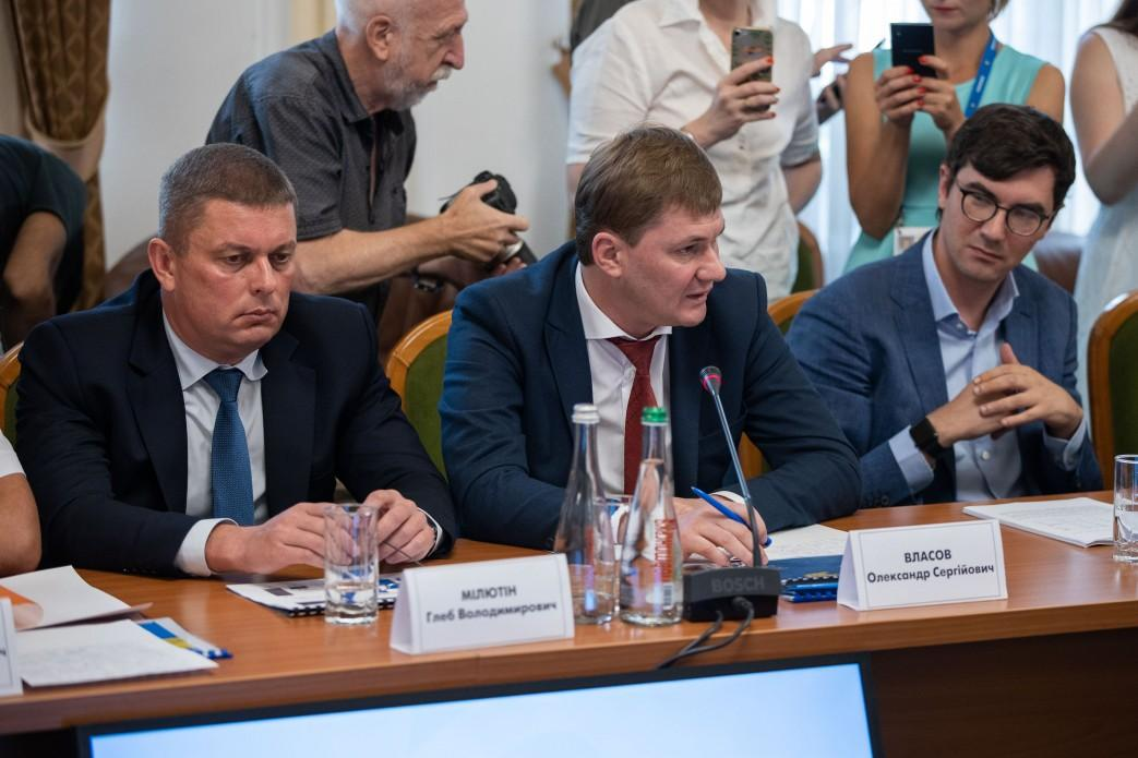 Власов сегодня же напишет заявление и отправит егов Кабмин / фото president.gov.ua