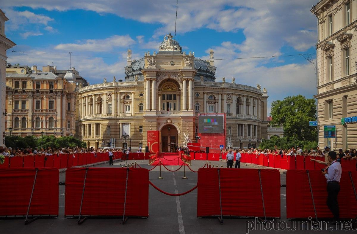 The Odessa Opera will not be allowed in shorts and flip-flops / photo UNIAN