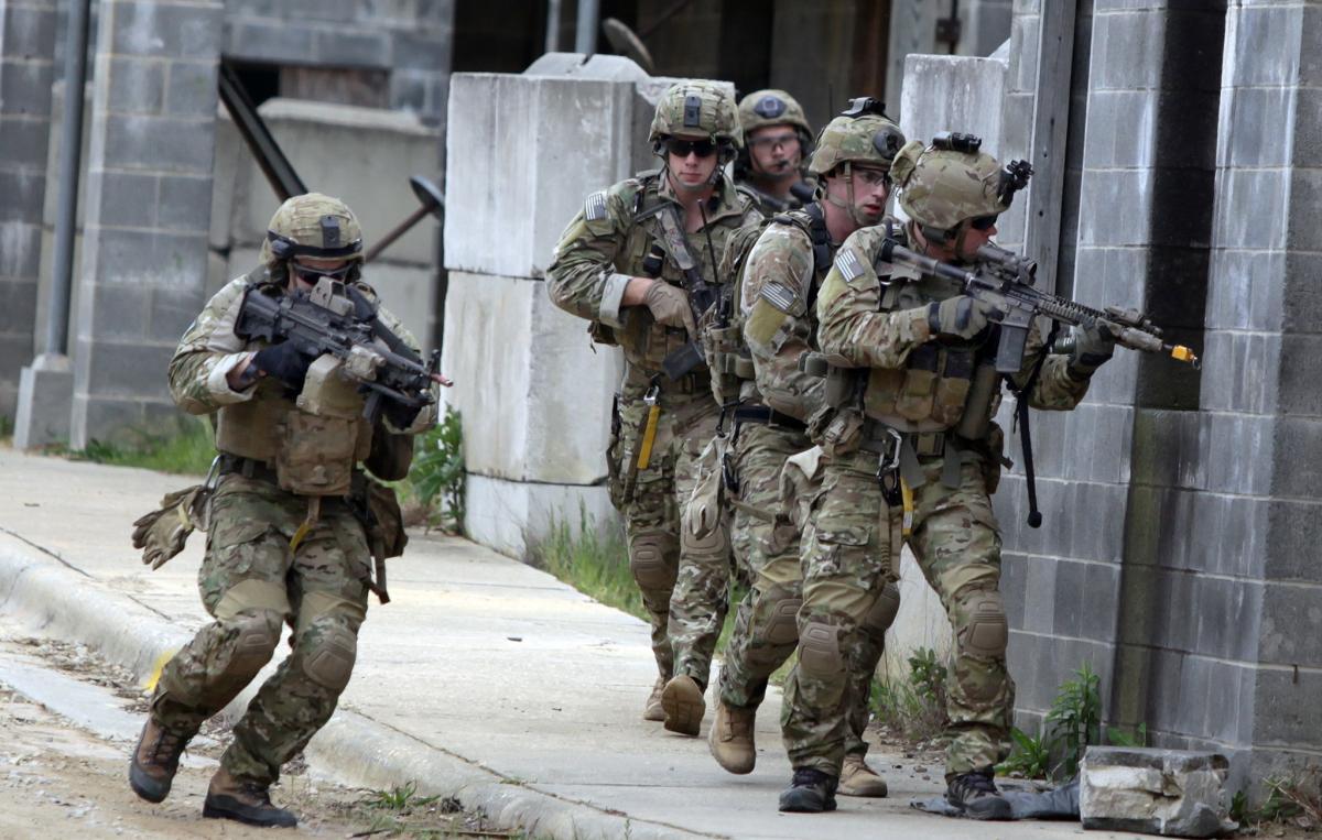 Силы специального назначения США готовятся воевать с Россией в Европе / Flickr/USASOC News Service