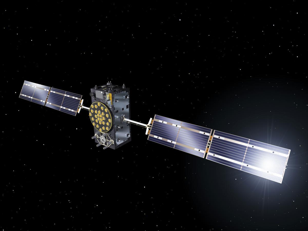 В спутниковой системе ЕС Galileo произошел сбой / фото ESA–Pierre Carril, 2014