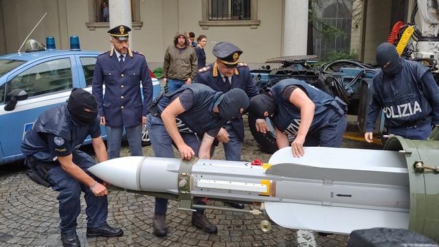 Ракета MATRAє на озброєнні Збройних сил Катару / фото:eurointegration.com.ua