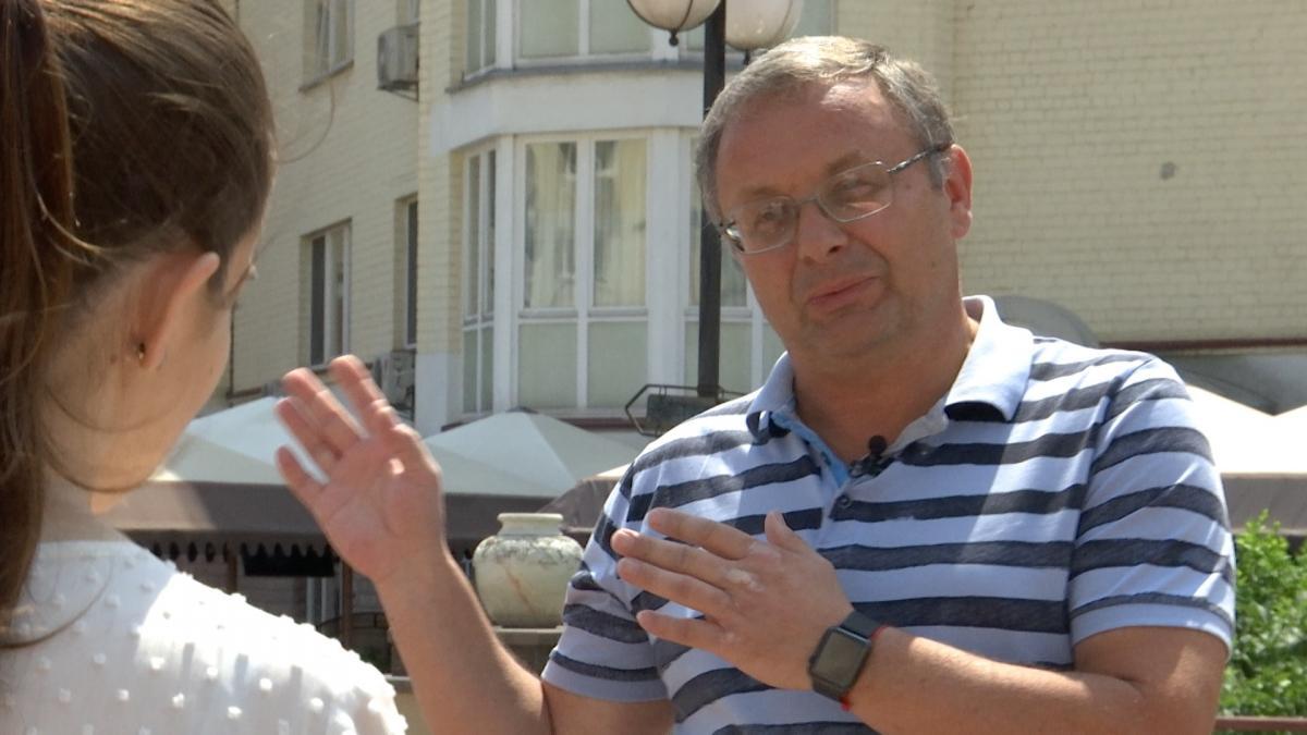 Екс-директор департаменту соціальної політики КМДА Юрій Крикунов