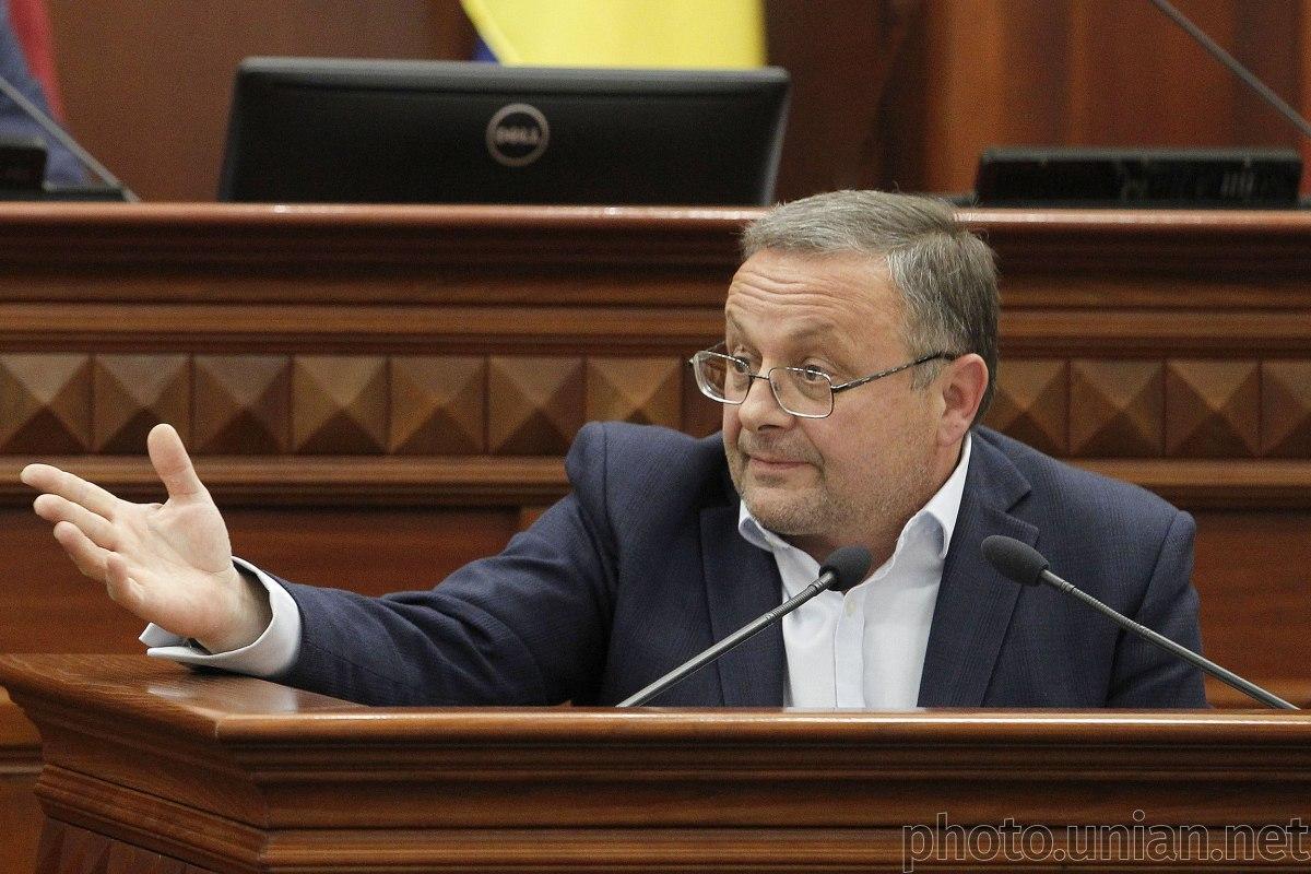 Екс-директор департаменту соціальної політики КМДА Юрій Крикунов / фото УНІАН