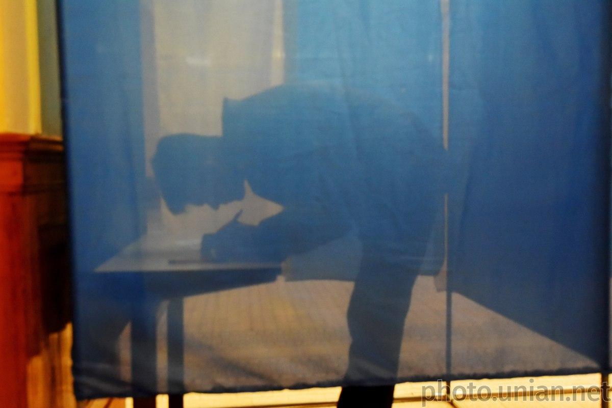 У Києві розгорнула тенета горезвісна сітка підкупу виборців / фото УНІАН