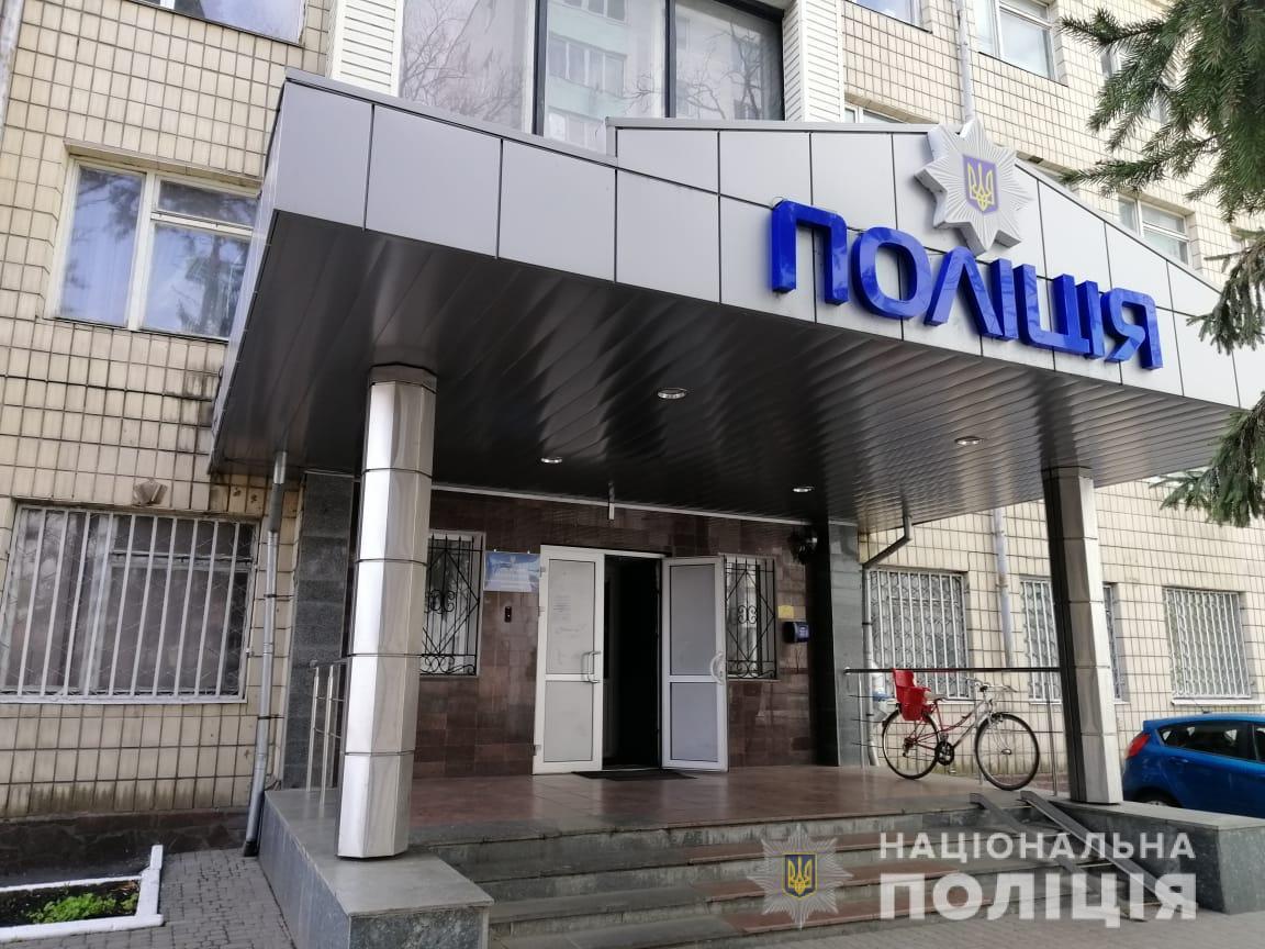 Самогубство сталося у відділку поліції / kv.npu.gov.ua