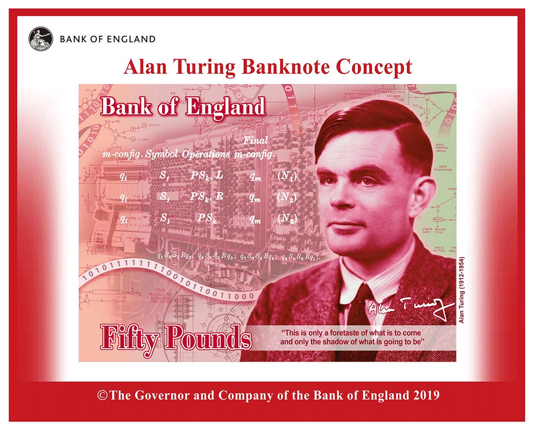 Нова банкнота буде пластиковою / фото bankofengland.co.uk