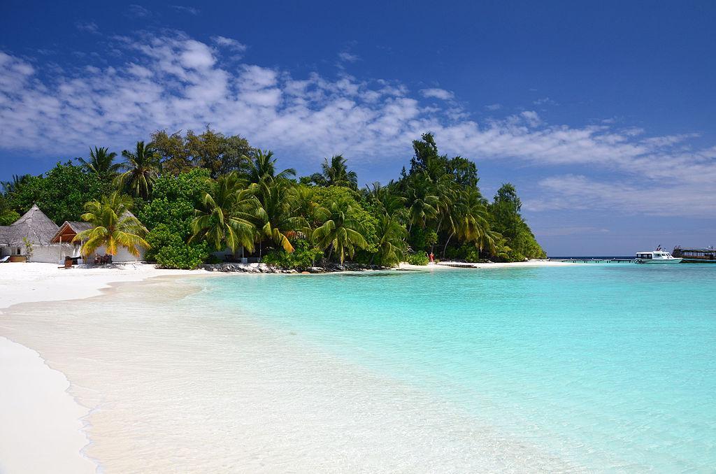 Остров Батала на Мальдивах / Фото wikipedia.org/Gzzz