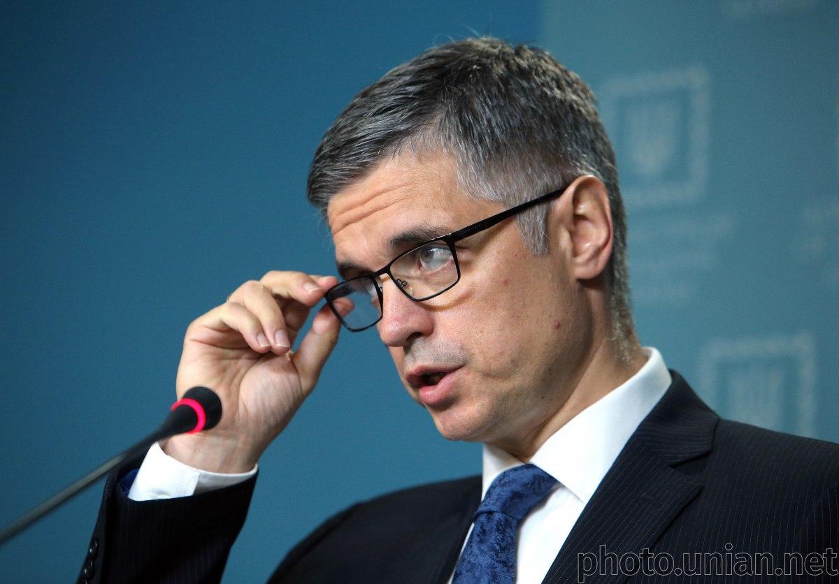 Пристайко отметил, что не станет раскрывать информацию относительно переговорного процесса / фото УНИАН