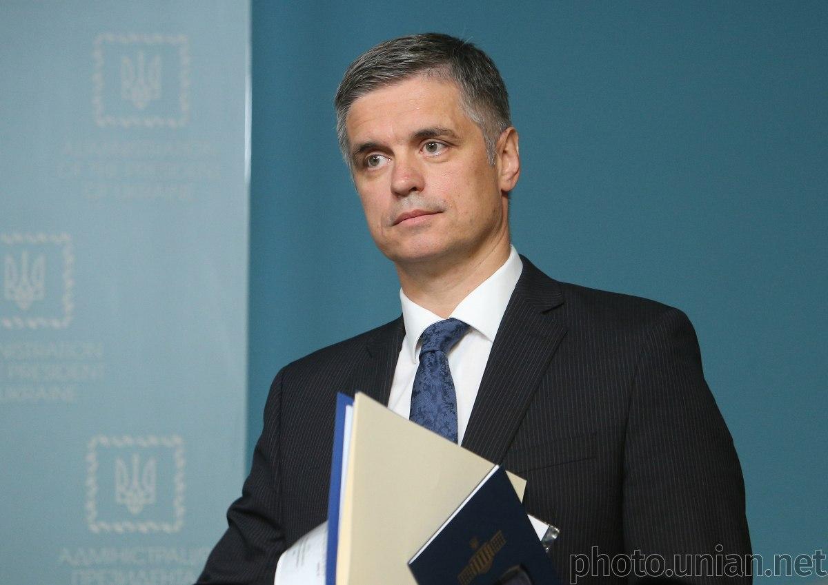 Глава МИД заявил, что Украина не заинтересована быть вовлеченной во внутренние вопросы США \ фото УНИАН