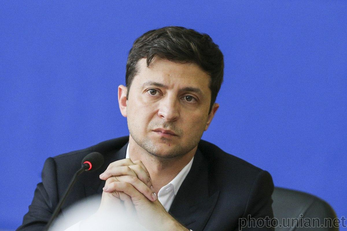 Зеленський назвав законопроект, який нова ВР має ухвалити одним із перших / фото УНІАН
