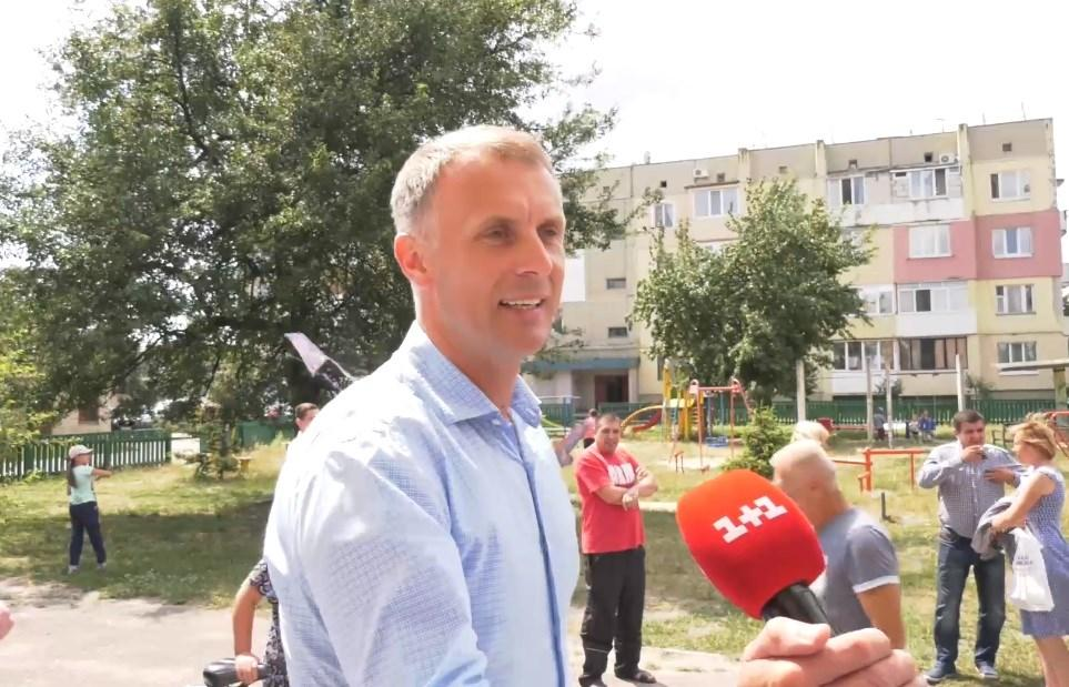 Ярослав Москаленко не отрицает связей с компанией своего помощника, но говорит, что не знает ее учредителя / УНИАН
