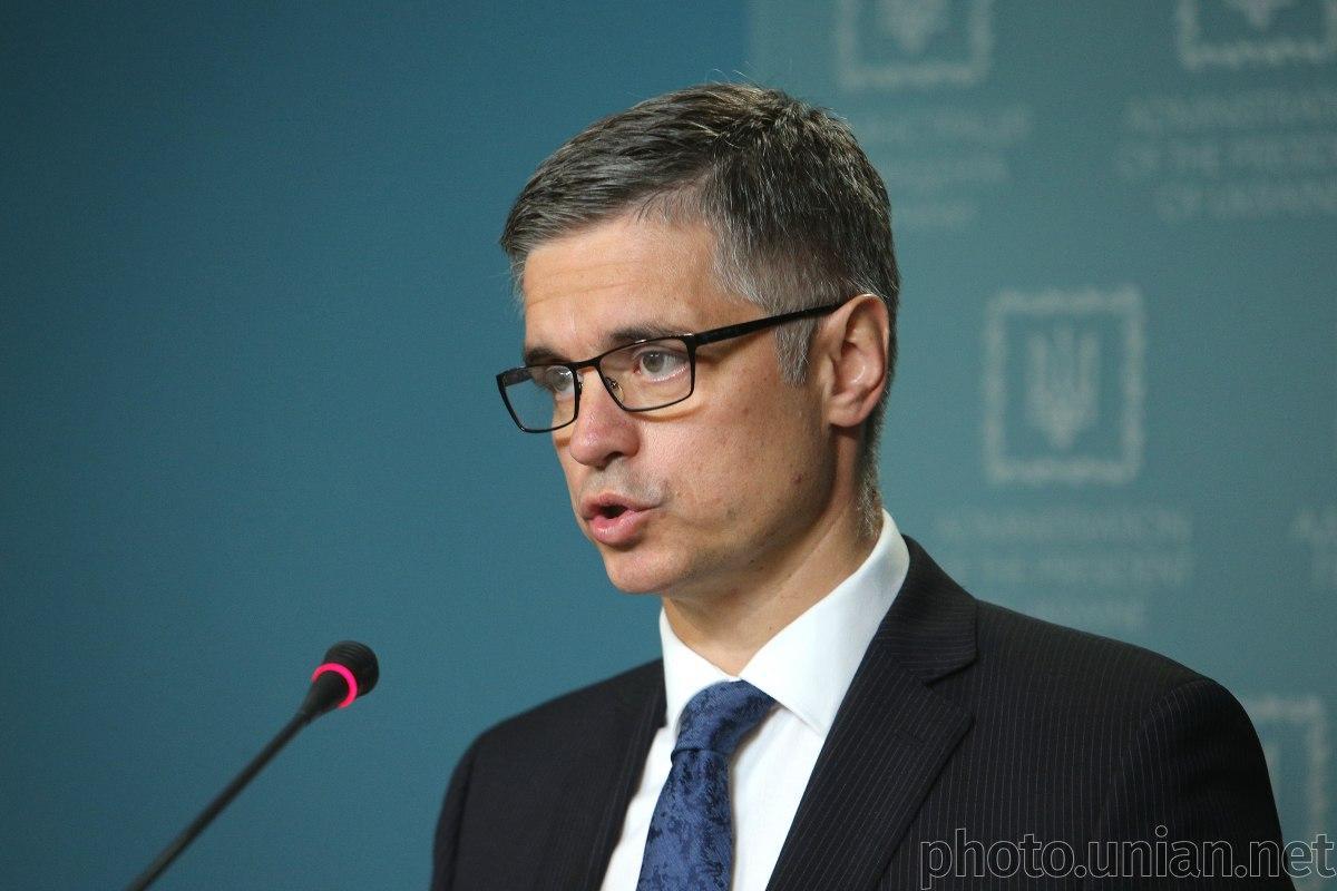 """Пристайко заявив, що перемовини щодо дати """"нормандської зустрічі"""" продовжуються / фото УНІАН"""