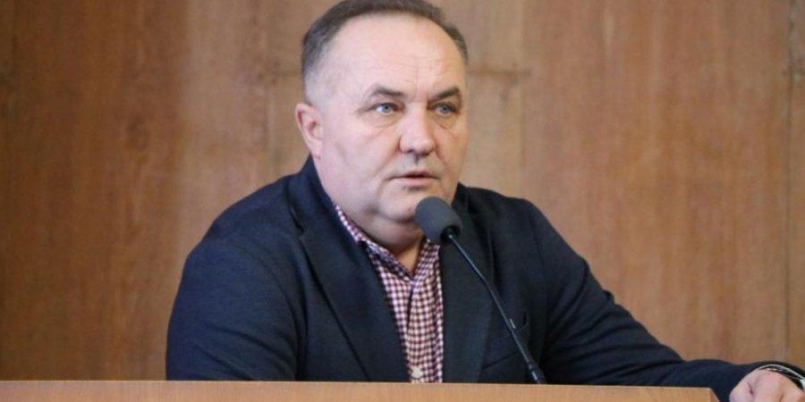 Кандидат в нардепы выстрелил себе в грудь / фото Первомайск-ИНФО