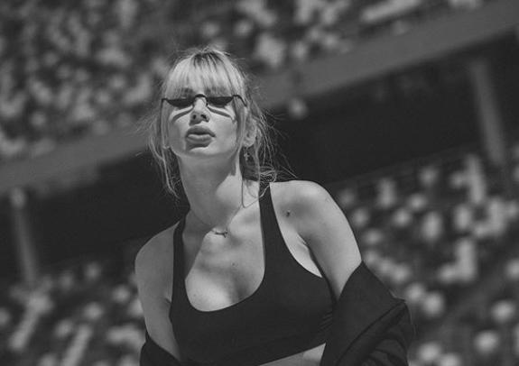 """Лобода продемонструвала стильний """"лук"""" / instagram.com/lobodaofficial"""