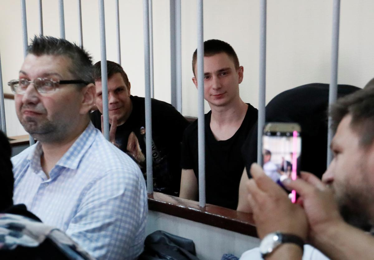 Українські моряки / REUTERS