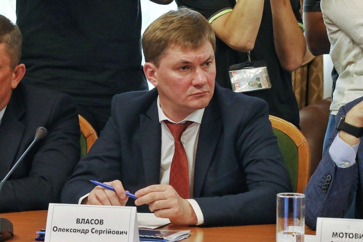Кабмін звільнив Власова / фото УНІАН