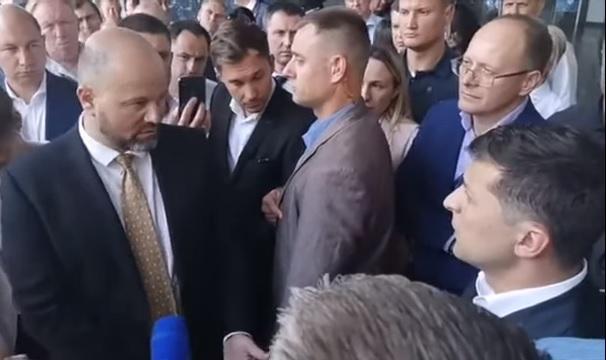 Зеленский призвал руководителя Николаевской ОГА самостоятельно уйти с должности / Скриншот - ПНТВ