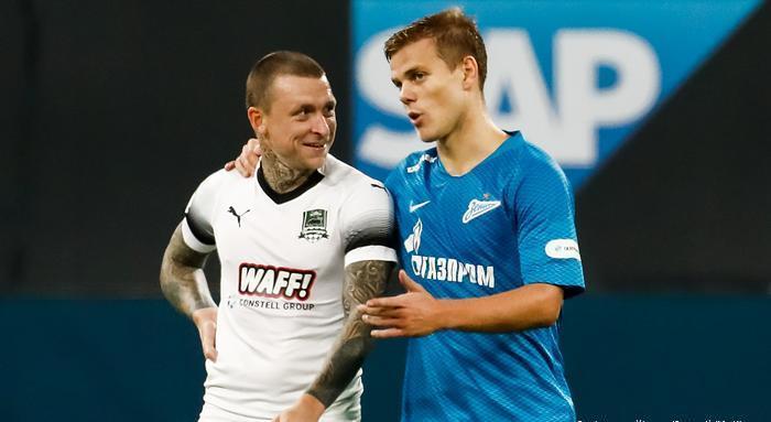 Мамаєв і Кокорін відбувають строк у колонії / фото: sports.ru