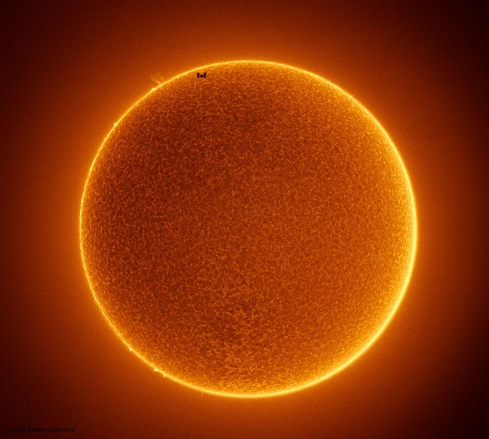 Аппарат NASA в плотнуюподлетел к Солнцу / фото: Rainee Colacurcio