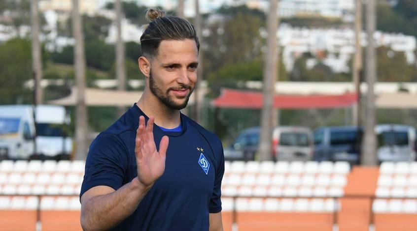 Соль пропустил концовку сезона из-за травмы / фото: ФК Динамо