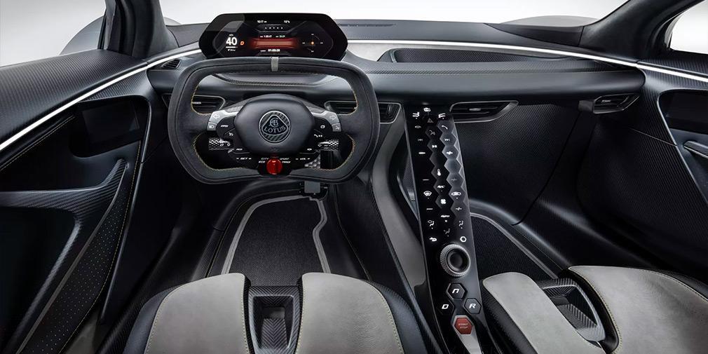 В дальнейшем компания сконцентрируется на производстве спортивных электрокаров / фото Lotus