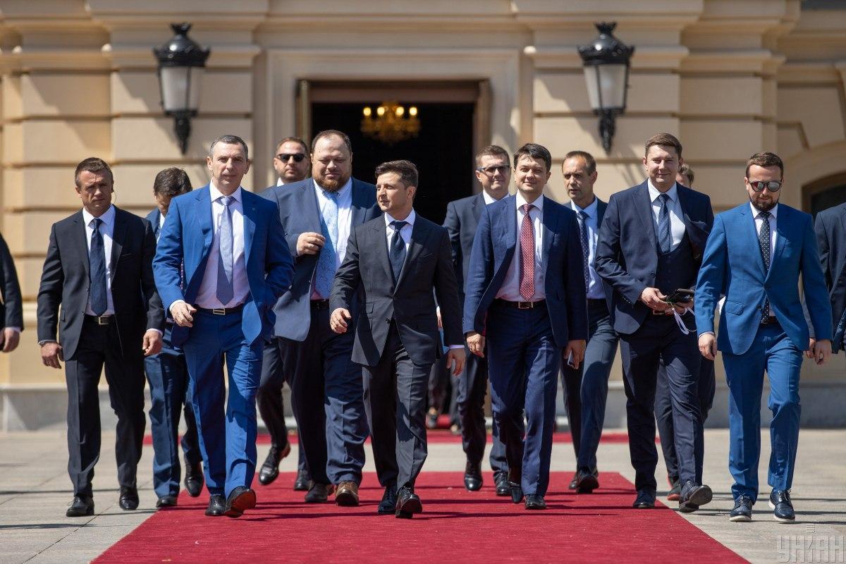 У Зеленского объявили конкурсы на должности руководителей райгосадминистраций в 6 областях / фото УНИАН