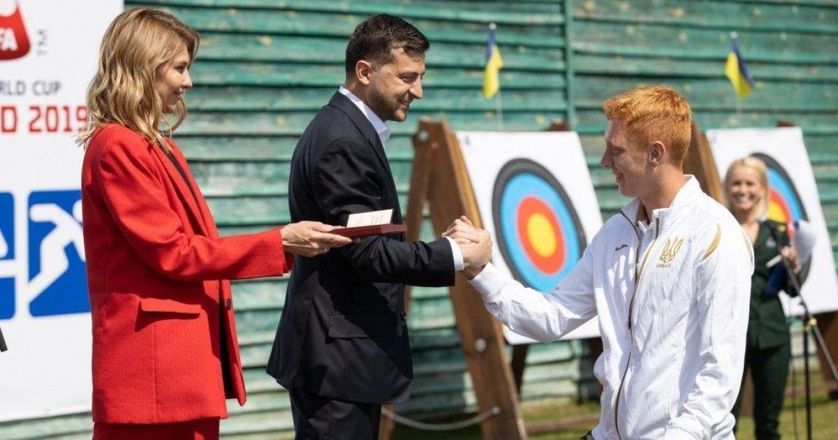Зеленський підписав указ про нагородження спортсменів / фото: tribuna.com