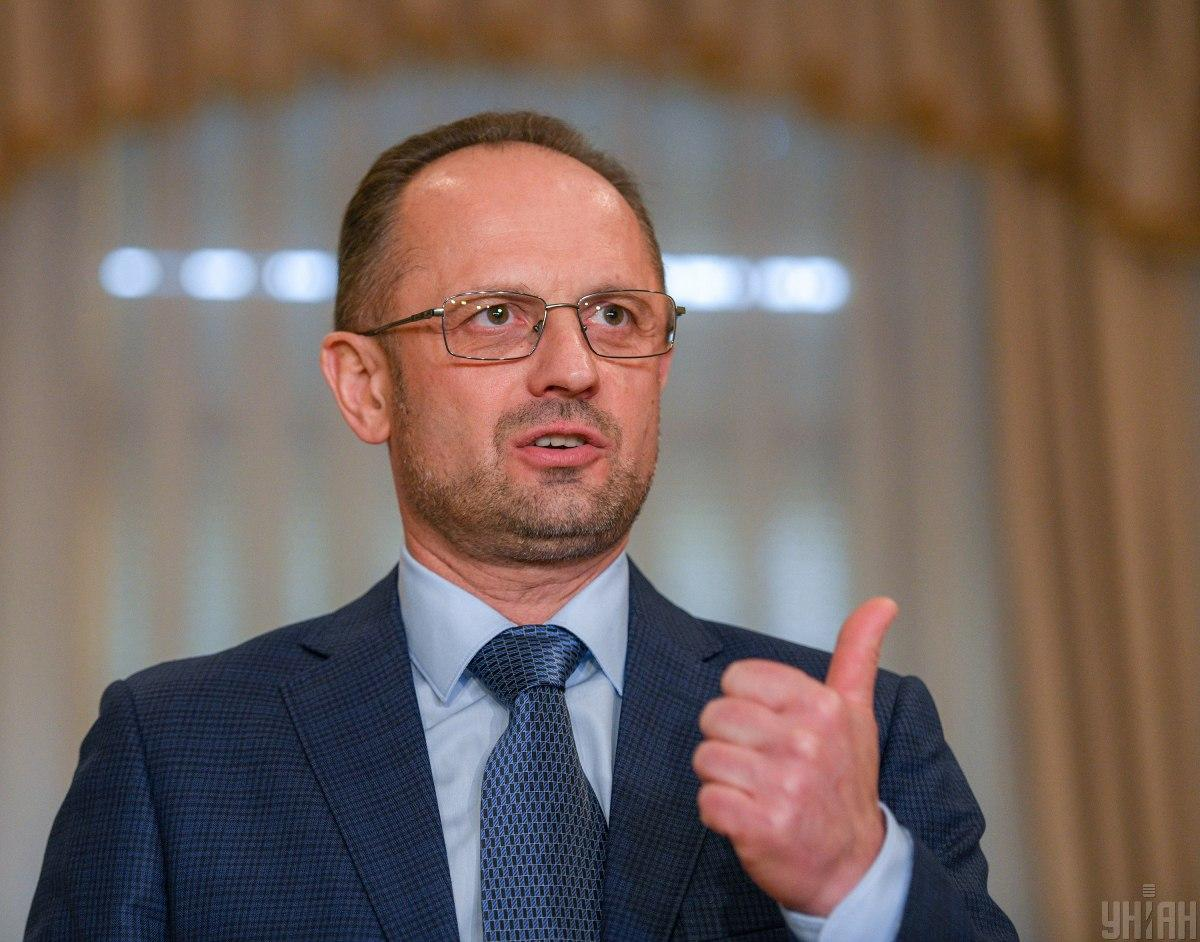 Бессмертный не будет представлять Украину на переговорах в Минске / фото УНИАН
