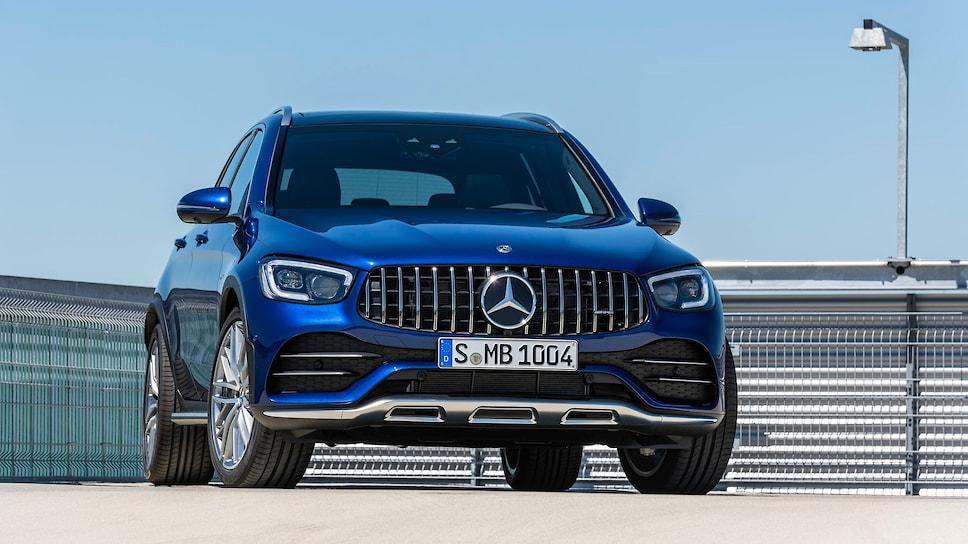 Автомобили получили новую оптику / фото Mercedes-Benz