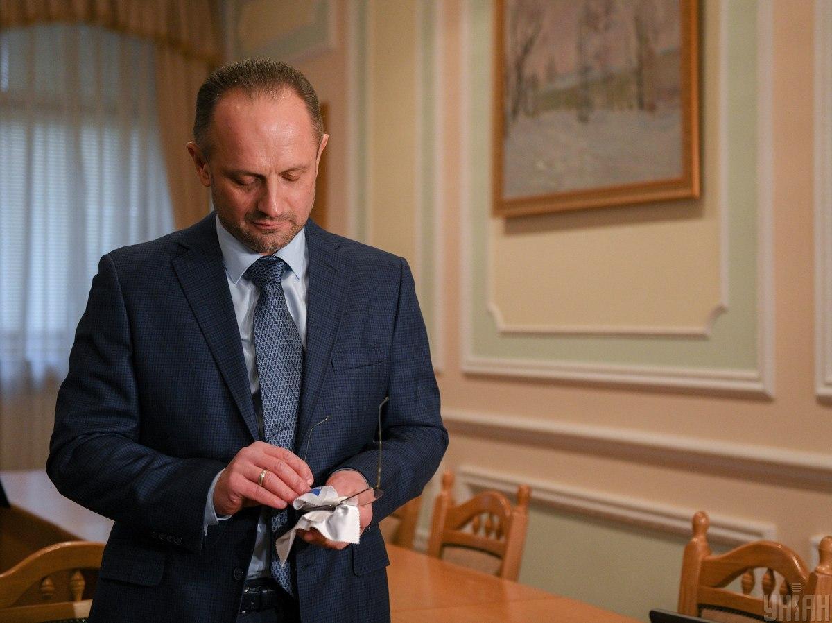 13 августа Зеленский освободил Бессмертного от исполнения обязанностей представителя Украины в ТКГ / фото УНИАН
