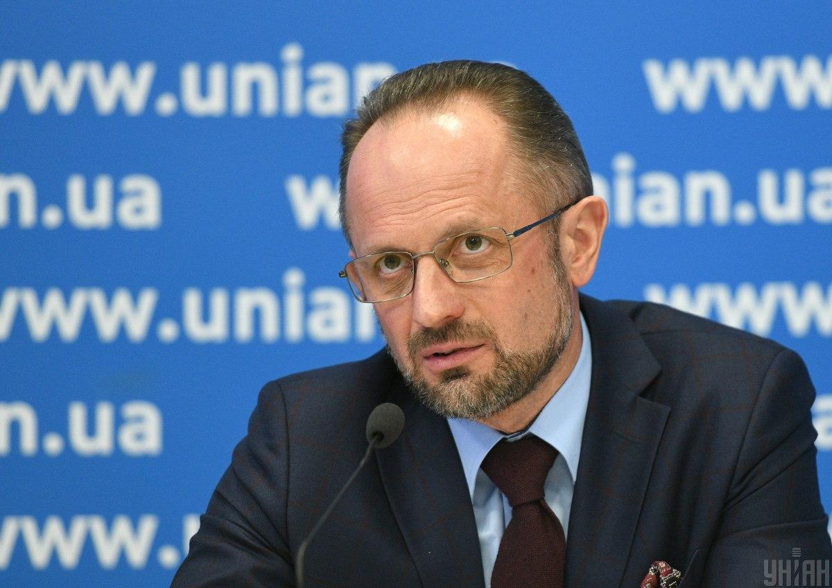 Безсмертный пояснил, что его раздражает профессиональная неосведомленность относительно переговоров в Минске / УНИАН