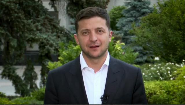 Глава государства отметил, что любит украинскую землю, каждый уголок страны – это большая семья / скрин видео
