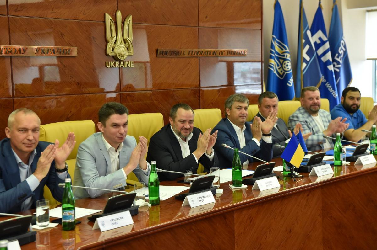Клубы не поддержали инициативу УАФ / фото: ffu.ua