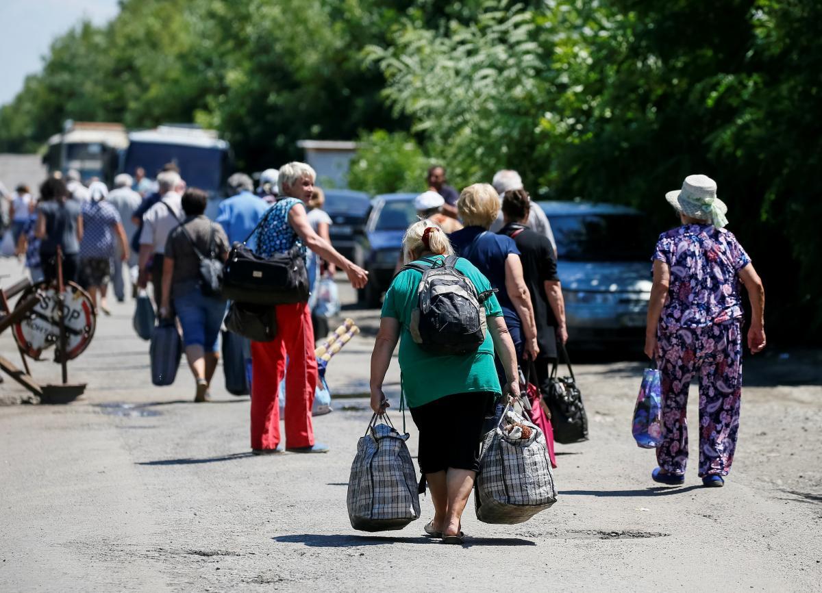 """КПВВ """"Майорское"""" уже работает в штатном режиме / REUTERS"""