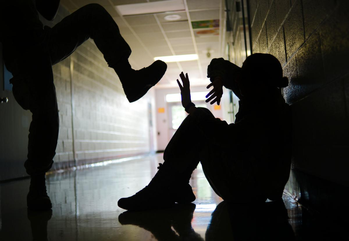 У Києві суд оштрафував школяра за буллінг на 100 тисяч гривень / фото shaw.af.mil