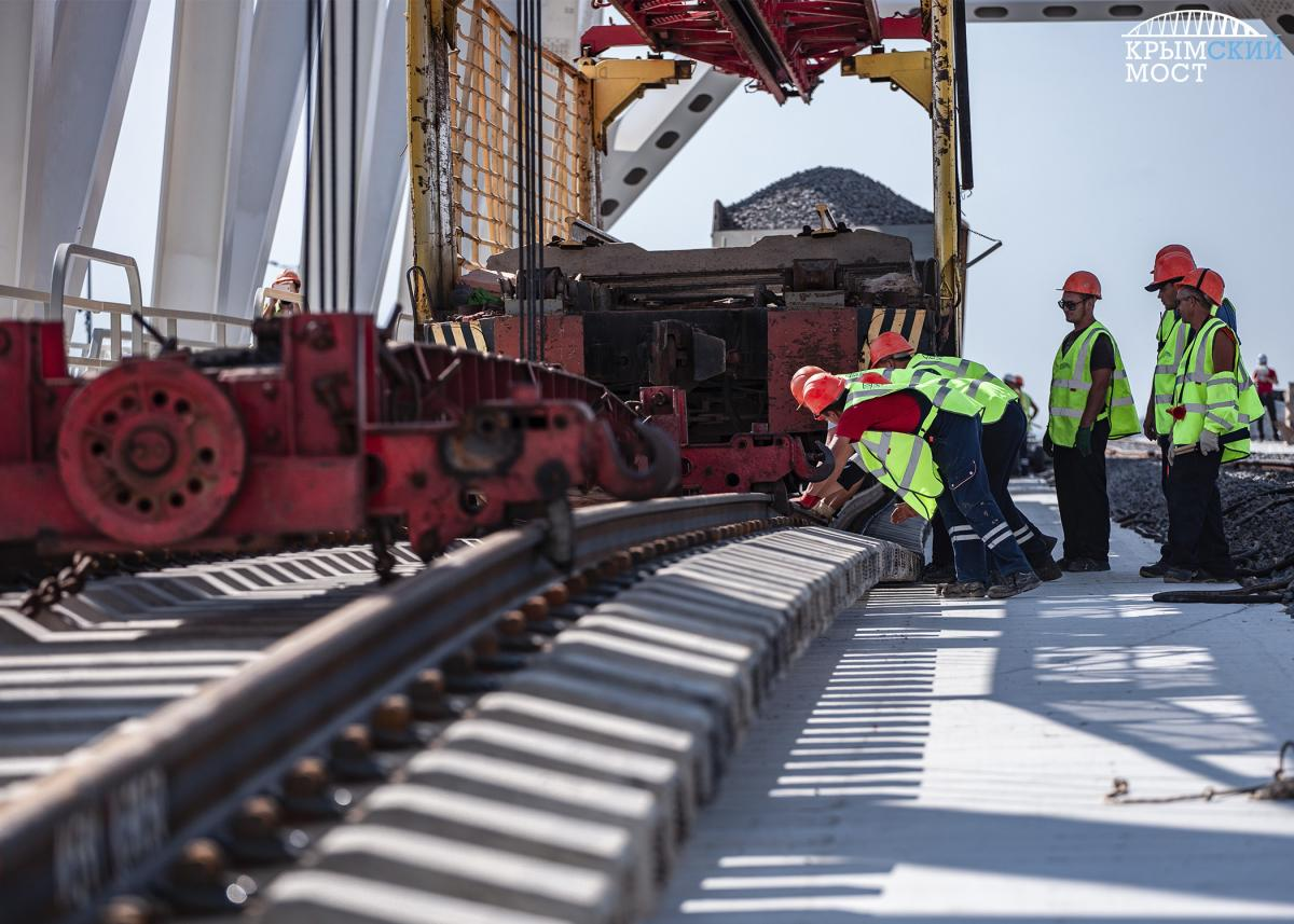 На железной дороге устанавливаются системы автоматического контроля и управления движением поездов / most.life
