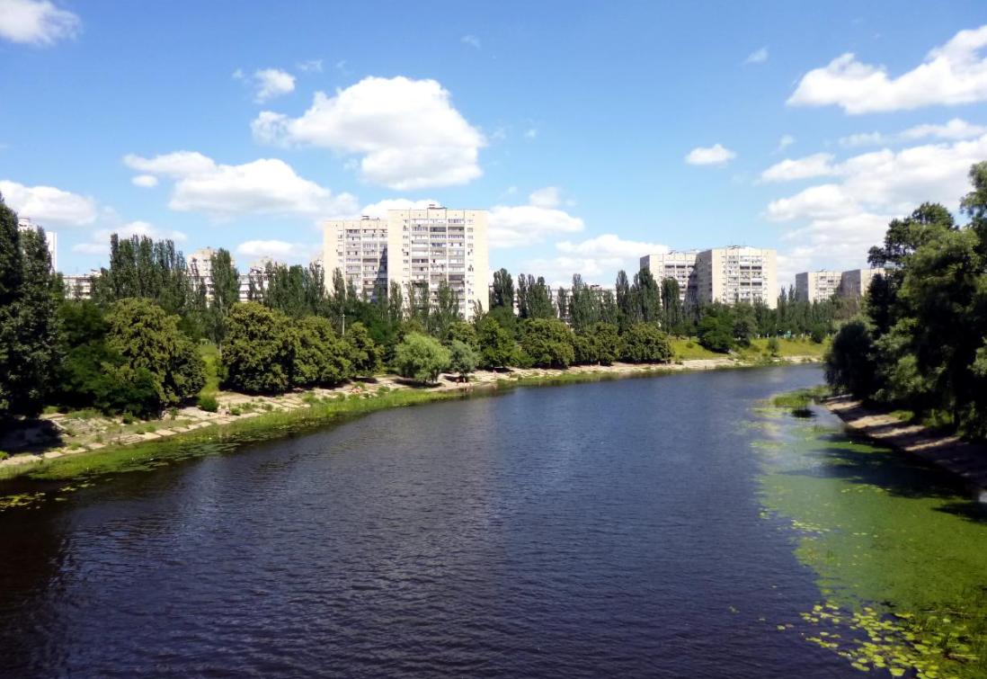 Тіло чоловіка з Русанівського каналу дістали водолази / фото wikimapia.org