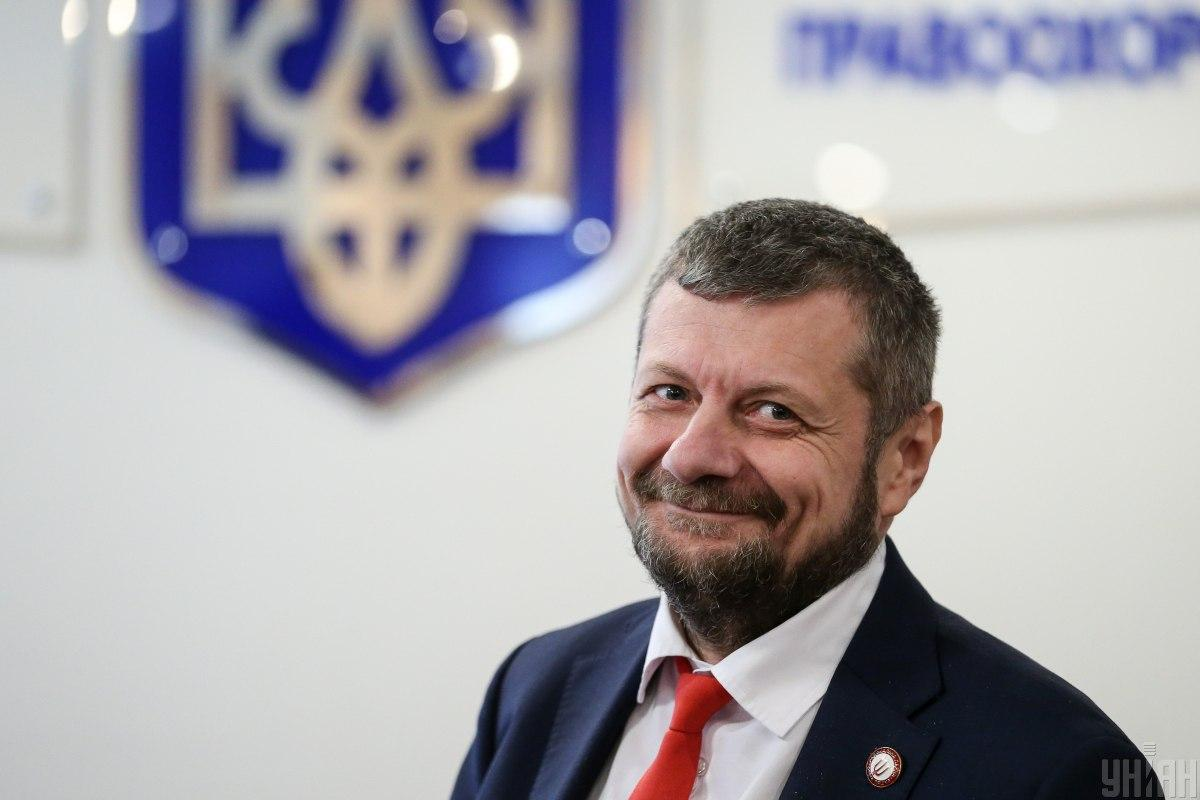 Мосийчук ответил на упреки пропагандистов / фото УНИАН