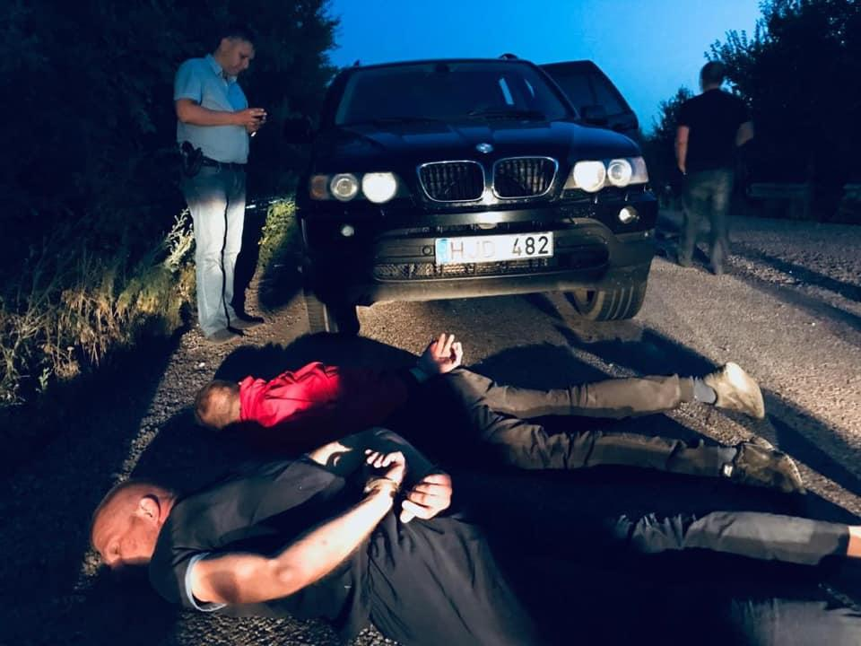 Злоумышленники похитили более полумиллиона гривень / фото: Facebook Вячеслав Аброськин